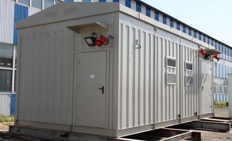 Модульные здания из блок контейнеров: новшество строительства