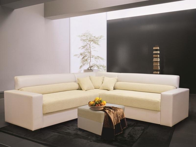 Угловой диван со спальным местом