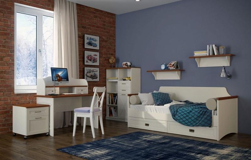 Детские комнаты в стиле кантри и не только. Какой интерьер подходит для современных детей?