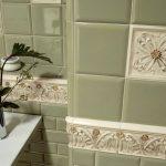 Испанская настенная и напольная плитка для ванной комнаты