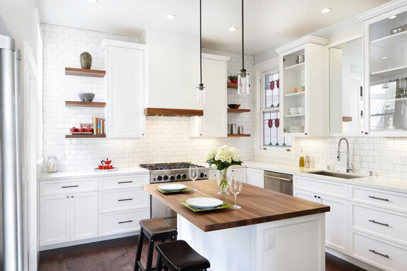 Точка фокуса в кухне. Делаем кухню стильней