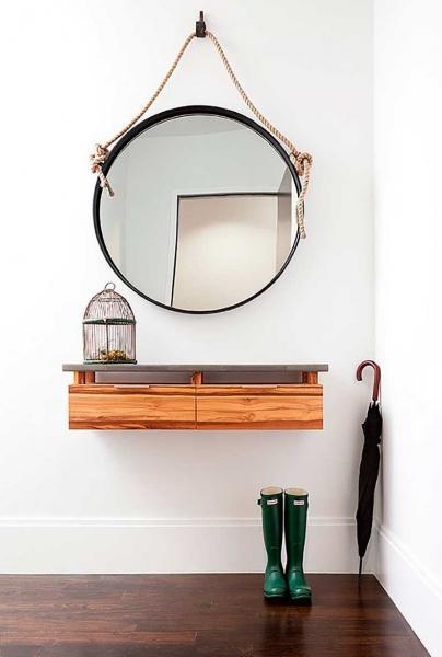 Выбираем зеркало в прихожую (57 фото) — незаменимый атрибут обстановки