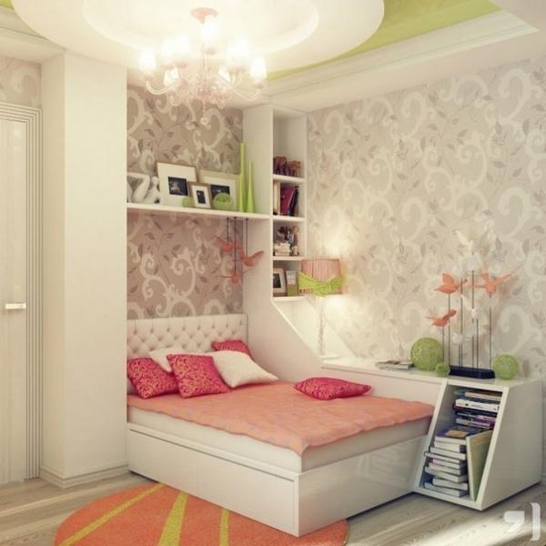 Девичья комната
