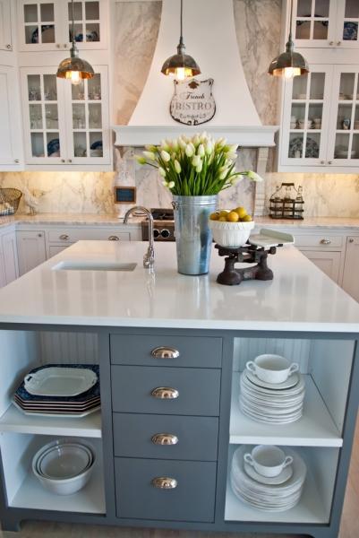 Функциональный кухонный остров - какой он?