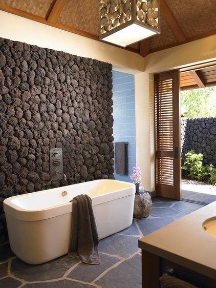 Интерьеры мечты: 14 фантастических ванных комнат, выходящих за грани