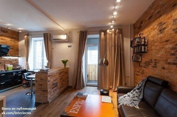 Квартира площадью 57 кв.м.