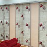 Дополняем интерьер японскими шторами