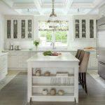 Особенности оформления дизайна и планировки кухни в частном доме