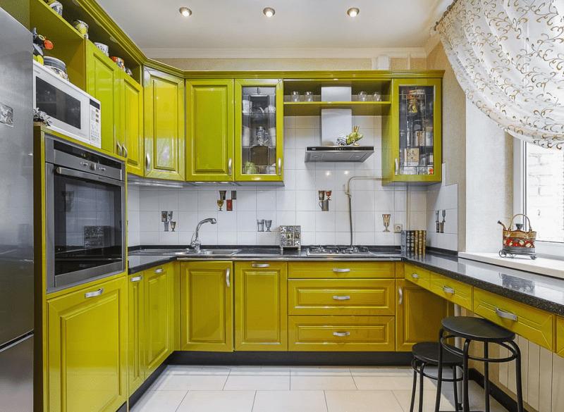 Угловая тумба под мойку на кухню: размеры, виды и 90+ вариантов удобного размещения