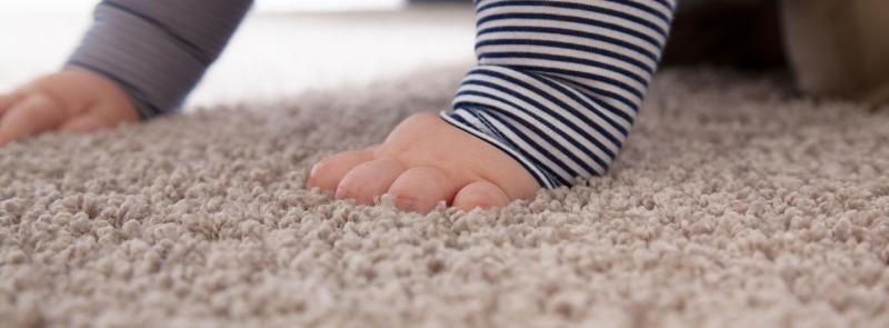 Как выбрать практичный и красивый детский ковер на пол