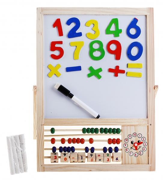 Какими бывают магнитно маркерные доски для детей?