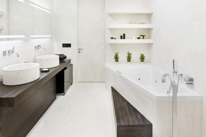 Два санузла в квартире: идеи обустройства