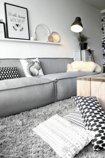 75+ идей дизайна гостиной 2019 (фото)