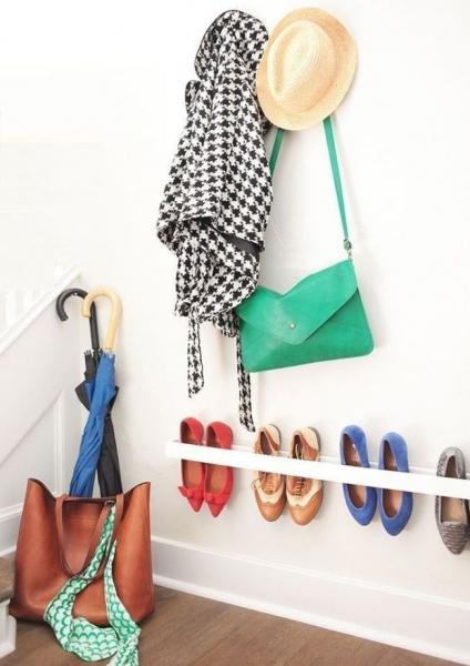 Обувница в прихожую (54 фото): удобно и компактно
