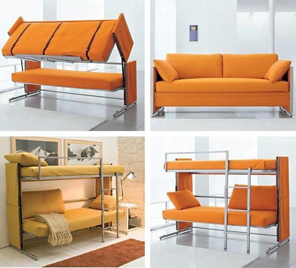Мебель-трансформер для дома