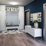 Выбираем мебель для прихожей в современном стиле примеры с фото
