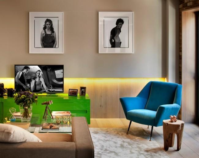 Цвет беленый дуб (50 фото): тренд сезона, оформление интерьера в стиле света и объема