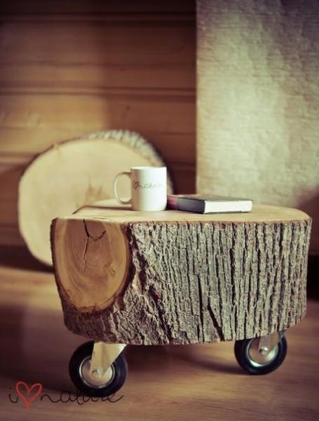 Украшаем комнату дарами леса. Вдохновения всем!