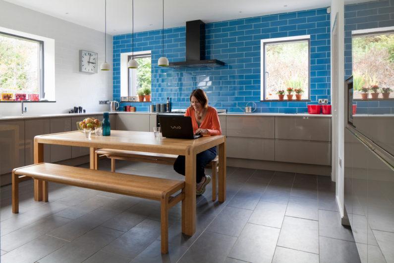 6 идей ярких акцентов в дизайне кухни