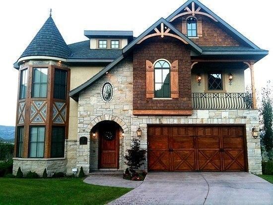 Красивый дом!!
