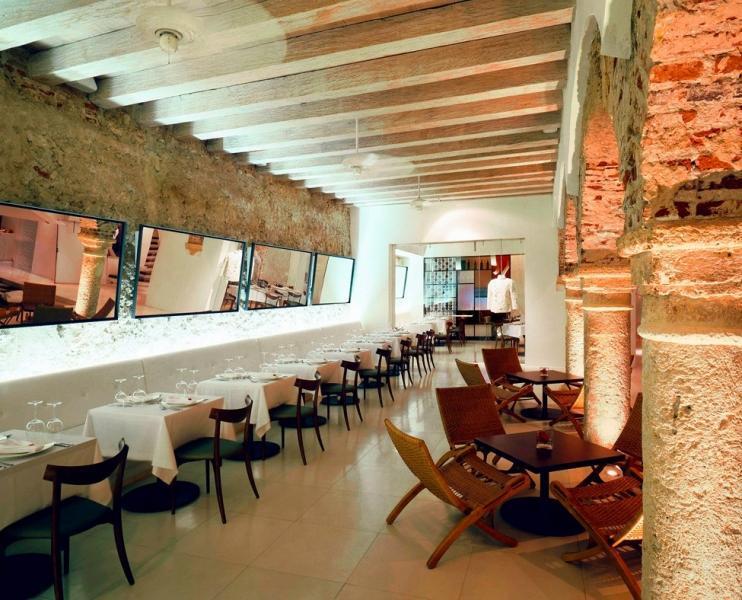 Tcherassi Hotel and Spa в Картахене, Колумбия