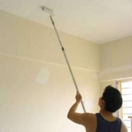 Для придания потолку свежести, иногда хватает простой его покраски. Но перед покраской, кроется самый интересный процесс, который заключается в подготовке потолка к его покраске...