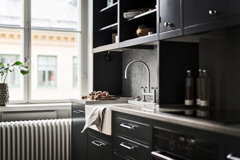 Квартира площадью 41 квадратный метр в Стокгольме