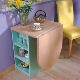 В наше время тема интерьера небольших кухонь очень актуальна. Сделать маленькую кухню красивой, удобной и визуально увеличить ее площадь, является сложной, но все-таки решаемой проблемой...