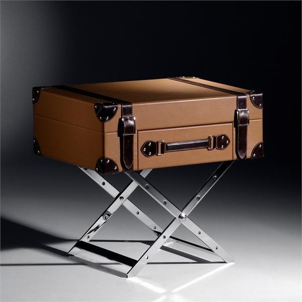 Сундук в изножье кроватиСундук - один из первых предметов мебели, придуманных