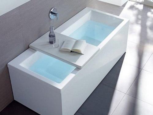 Превращение ванны