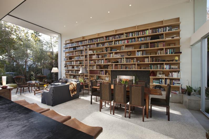 Как оформить домашнюю библиотеку