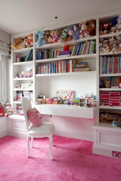 Дизайн детской для девочки от 3 до 10 лет