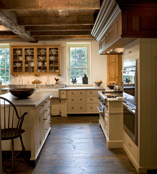 Кухни в стиле кантри и прованс: 115+ элегантных и теплых решений для ценителей уюта