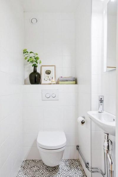 Маленькая ванная: как выбрать умывальник