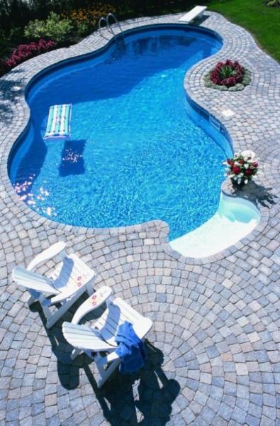 Виды бассейнов: на любой бюджет и участок