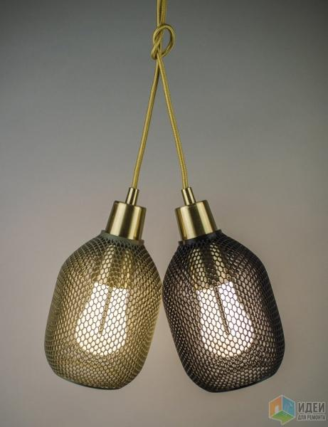Плафон как дополнение к лампочке