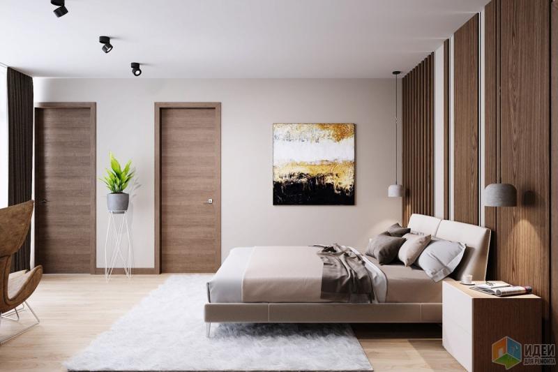 Квартира в современном стиле