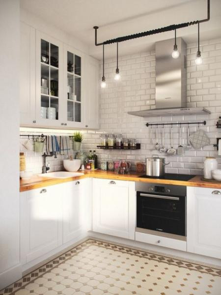 5 непростительных ошибок в оформлении кухонного интерьера