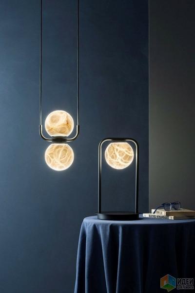 Модный дизайн, вдохновленный Луной