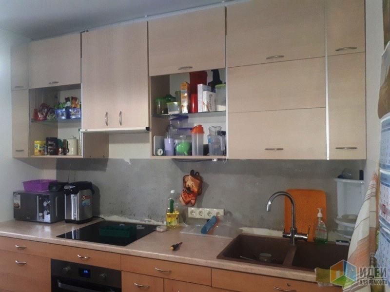 Кухня в новостройке своими руками