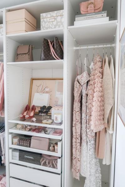 Обустройство идеальной эргономичной гардеробной