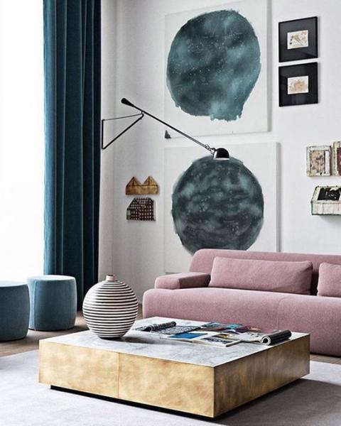5 неожиданных тенденций в дизайне интерьера