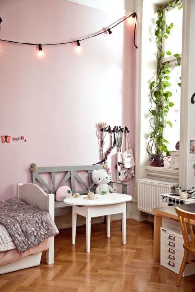 Как выбрать оттенки для оформления детской комнаты