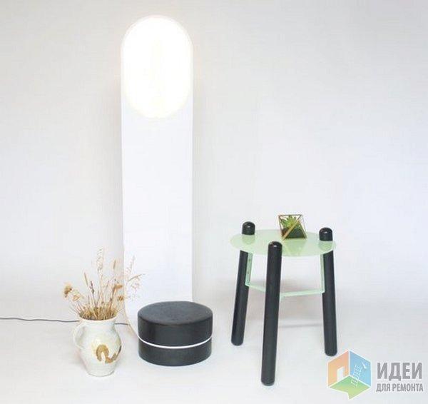 Напольный светильник