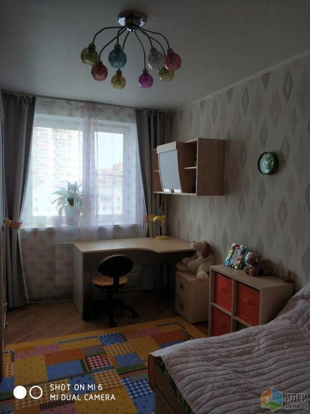 Квартира с косметическим ремонтом