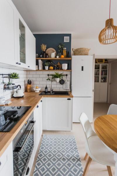 6 мифов про белую кухню