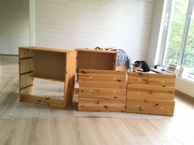 IKEA: ПРЕОБРАЖЕНИЕ СТАРОГО ЗНАКОМОГО