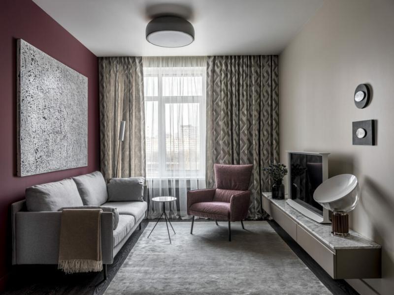 Квартира в Москве, 59 м²