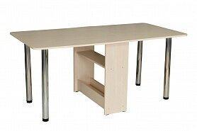 Маленький стол для большой семьи