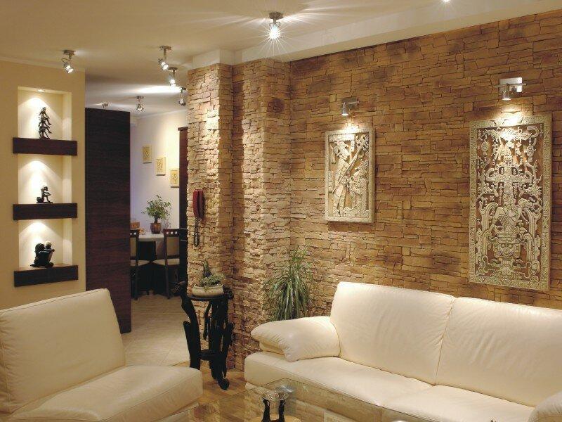 9 интересных вариантов отделки стен в загородном доме